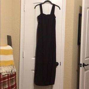Dresses & Skirts - J. Crew Factory P00 Deep Purple Silk Maxi Dress